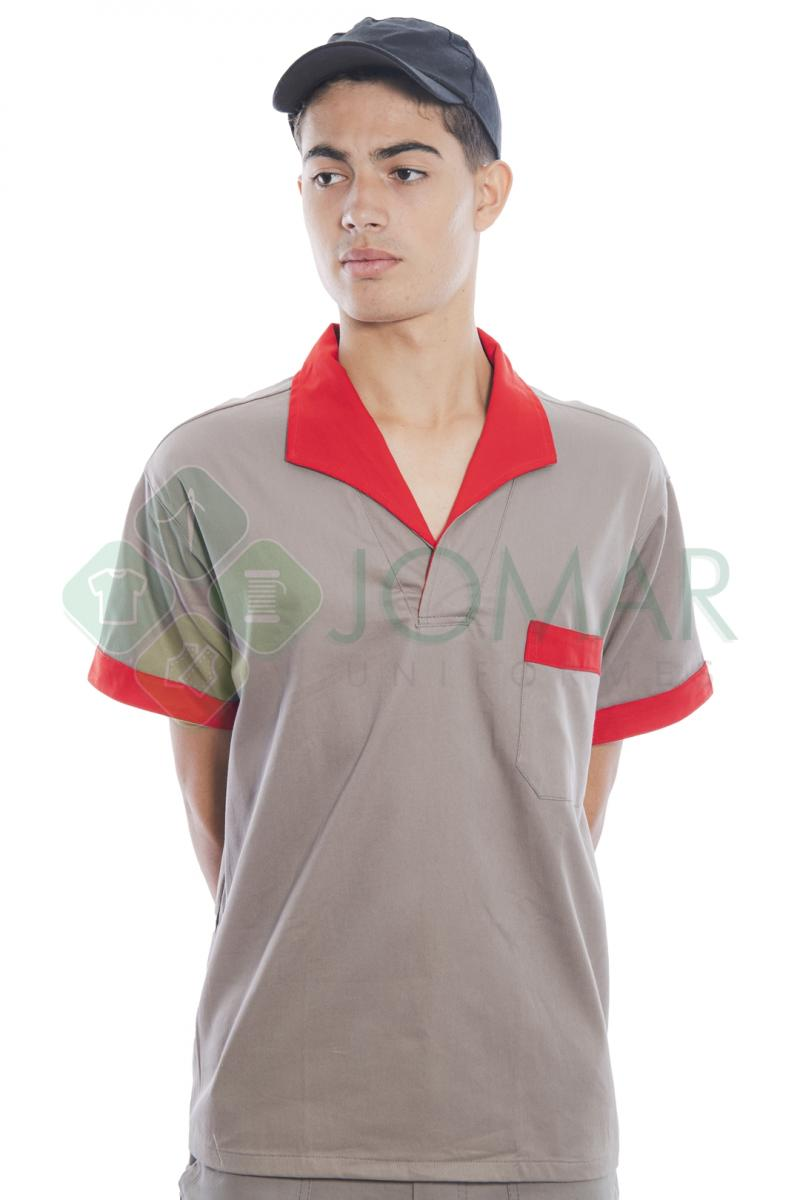 Camisa Gola Italiana