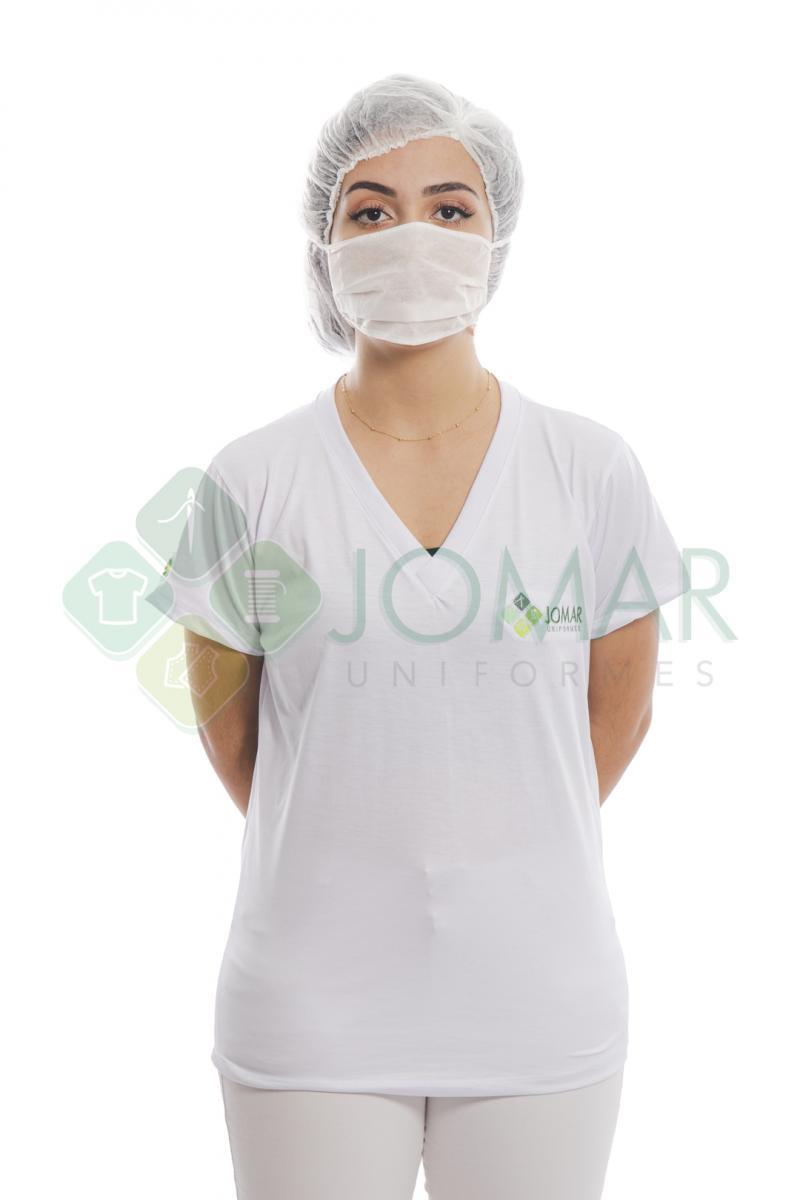 Camiseta Feminina Operacional